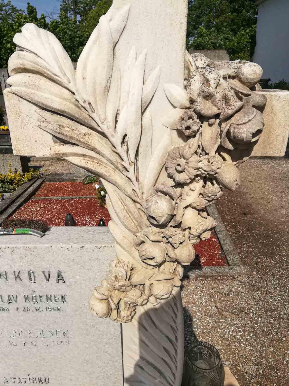 Kamenictvi Bandouch Ujezd u Brna renovace