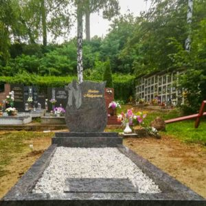 Kamenictvi Bandouch Ujezd u Brna hrob